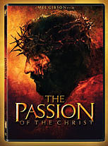 Passion of the Christ The DVD