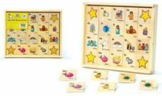 Bible ABC Memory Game