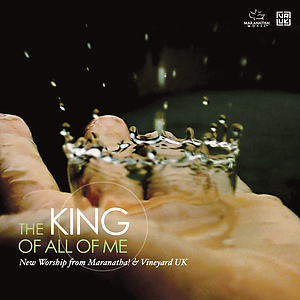 The King of All of Me CD