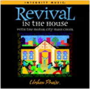 Revival In The House Gospel Cd