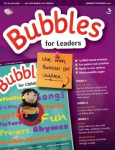 Bubbles for Leaders January March 2014