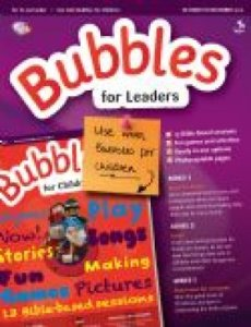 Bubbles for Leaders October - December 2014