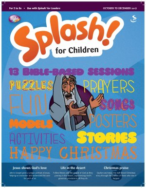 Splash for Children October December 2013