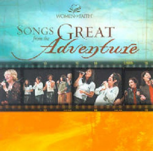 Songs From The Great Adventure CD