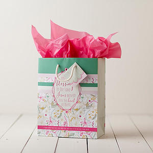 The Greatest Blessings in Life - Medium Gift Bag with tissue