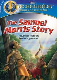 Torchlighters: The Samuel Morris Story DVD