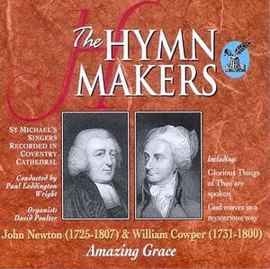 Amazing Grace - Hymnmakers CD