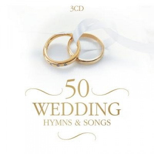 50 Wedding Hymns And Songs CD