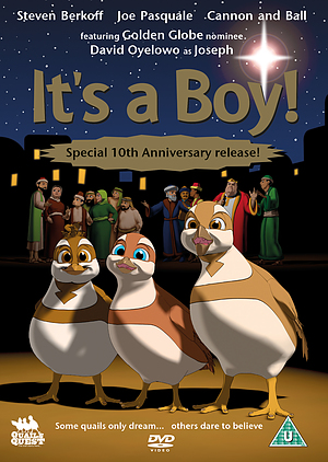 It's a Boy DVD