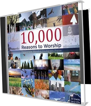 10,000 Reasons To Worship 2CD