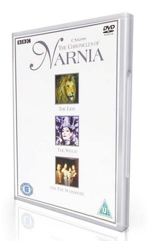 The Lion The Witch And The Wardrobe DVD