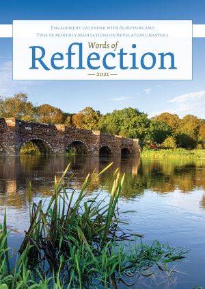 Words of Reflection Calendar 2018