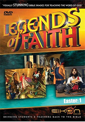 Easter 1 Story Images DVD