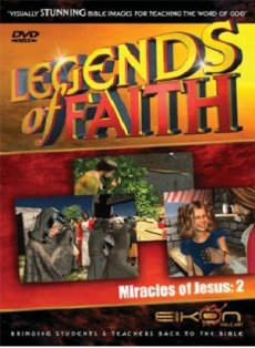 Miracles Of Jesus 2 Story Images DVD