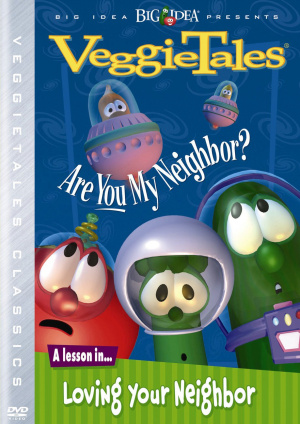 Are You My Neighbour DVD
