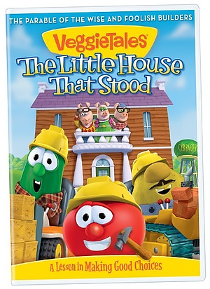 The Little House That Stood DVD