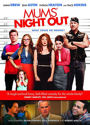 Mums' Night Out DVD