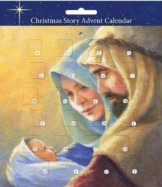 The Holy Family Square Advent Calendar
