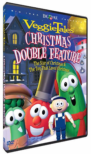 Veggie Tales Christmas DVD Box Set