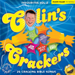 Colin's Crackers CD