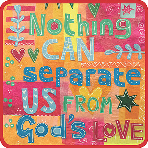 Nothing can separate us Coaster