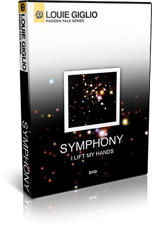 Symphony: I Lift My Hands DVD