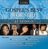 Gospel's Best Worship - 2 CD's