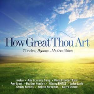 How Great Thou Art Cd