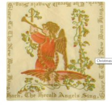 Musical Angels Serviettes - Pack of 20