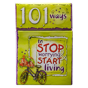 101 Blessings - Stop Worrying