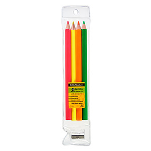 Highlighter Pencil Set - Jumbo