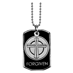 Forgiven - Dog Tag