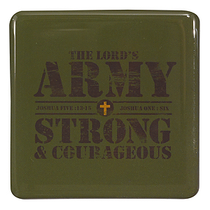 The Lord's Army Meaningful Magnet