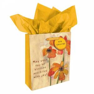 Gift Bag Med May your Day Be Blessed