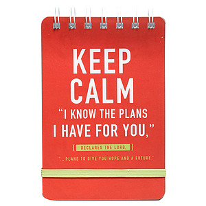 Keep Calm Notepad