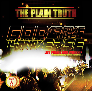 God Above The Universe DVD/CD