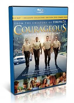 Courageous Blu-ray