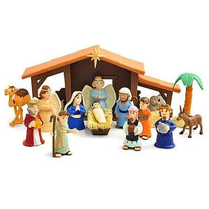 Tales of Glory Nativity Playset