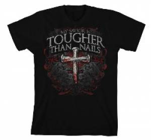 T-Shirt Tougher Than Nails 3 Small