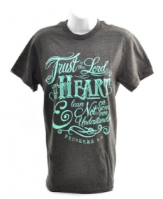 T-Shirt Trust in the Lord Adult Medium