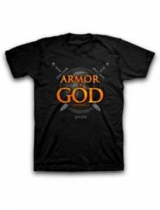 T-Shirt Armor of God Adult Large