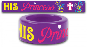 Fun Ring His Princess Size 9