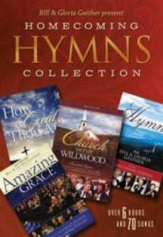Bill & Gloria Gaither Present Homecoming Hymns Collection 4 DVDs