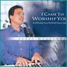 I Came To Worship You CD