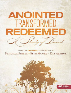 Anointed Transformed Redeemed  Dvd Set