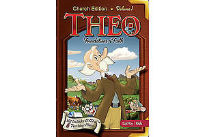 Theo Church Edition DVD: Foundations Of Faith vol 1