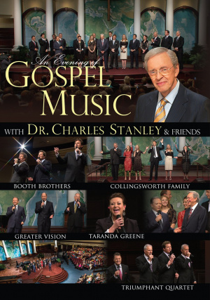 Evening of Gospel with Dr Charles Stanley DVD