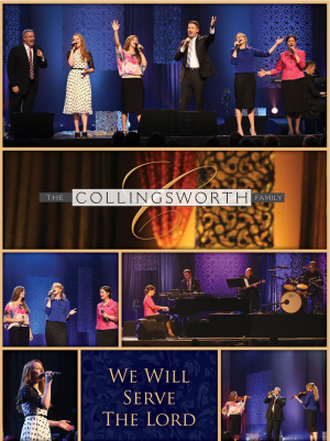 We Will Serve the Lord DVD