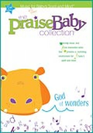 Praise Baby: God Of Wonders DVD