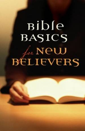 Bible Basics For New Believers Tracts